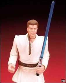 Obi Wan-Kenobi figure