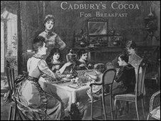 A  Cadbury's Cocoa advert