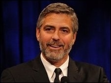 George Clooney is organising the Hope For Haiti event