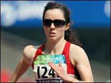 Paralympian Stefanie Reid