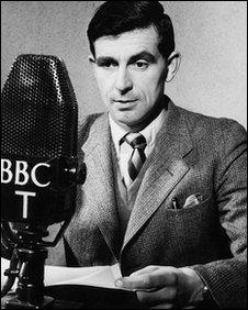 Bill McLaren in 1955