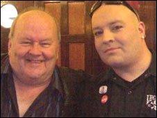 Gary and Simon Price
