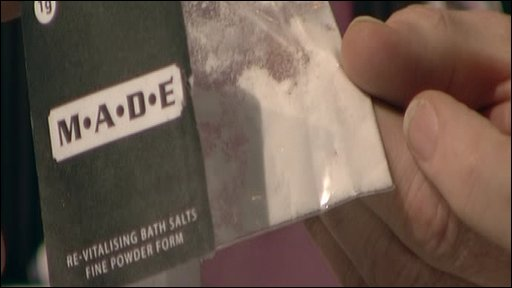 Mephedrone is sold legally in Northern Ireland