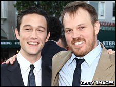 Marc Webb (right), with Joseph Gordon-Levitt