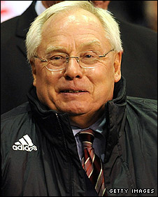 Liverpool co-owner George Gillett