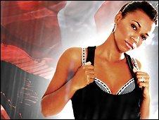 Nottingham grime singer Ms Scarlet