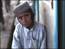 Boy in Orgun, Afghanistan