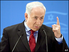 Benjamin Netanyahu (20 January 2010)