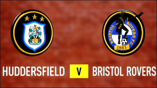 Huddersfield 0-0 Bristol Rovers