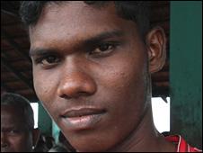 Fisherman in Jaffna