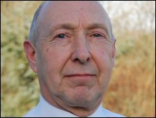 David Hughes, Guernsey's Chief Officer at HSSD
