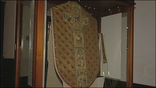 The Vestments in Towneley Hall