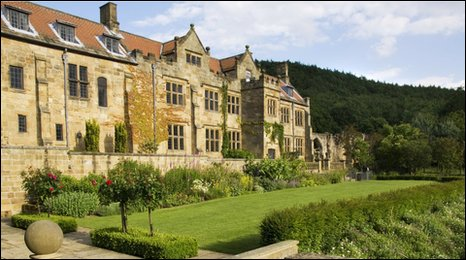 Manor House, Mount Grace Priory near Osmotherley