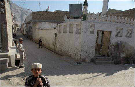 Children in Pashtunabad street