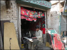 Shop on Quetta streets