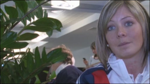 Team GB curler Eve Muirhead