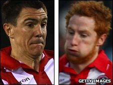 Chris Morgan and Stephen Quinn