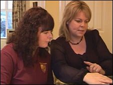 Holly and Karen Timbrell