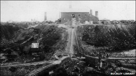 Belmont Brickworks, 1894