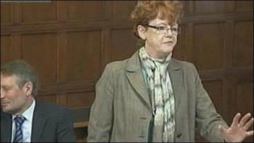 Vera Baird MP