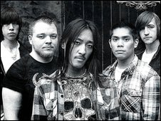 From Left: Toby 'Kendo' Westbourne, Barry O'Connor, Marc Yacas, Leon Villalba and Timothy Kennelly