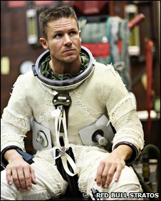 Felix Baumgartner (Red Bull Stratos)
