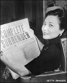 Madame Chiang Kai Shek