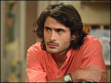 Syed Masood (played by Marc Elliot)