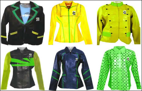Some of the jackets
