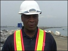Prince Adesegun Oniru, Waterfront Development