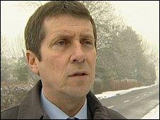 Det Supt Kevin Flint of Nottinghamshire police