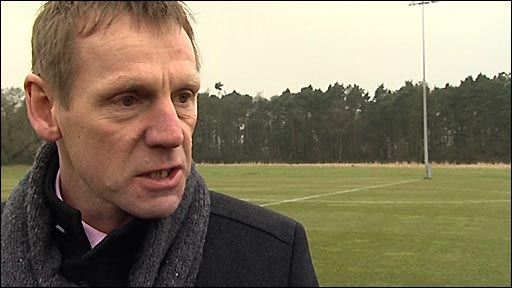 England under-21 boss Stuart Pearce