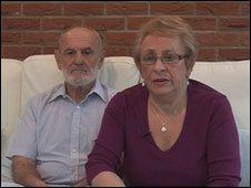 Marie and Michael Bridge