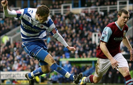 Reading's Gylfi Sigurdsson