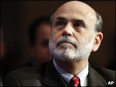 Ben Bernanke, Federal Reserve Chairman