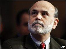 Ben Bernanke, Federal Reserve Chairman