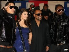 Black Eyed Peas at NRJ Awards