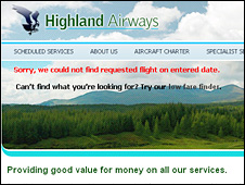 Highland Airways