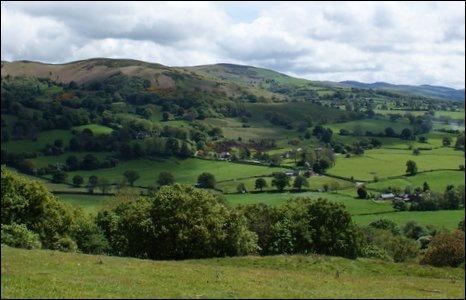 Clwydian Range