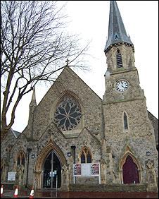 Clifftown Studios, formerly the local United Reform Church