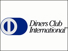 Diners Clucb Card logo