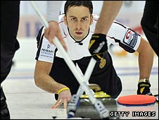 Murdoch's curling team are the current world champions