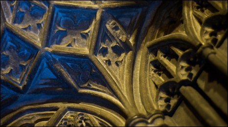 Detail from St William's Shrine. Photo: York Camera Club/York Museums Trust