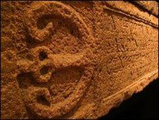 Detail from stonework. Photo: York Camera Club/York Museums Trust