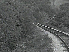 Teign Valley Railway, 1958