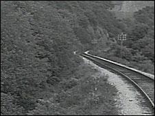 Teign Valley Railway, 1958
