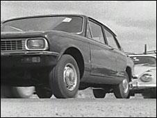 Holiday traffic, 1973