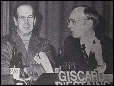 Oliver Giscard D'Estaing
