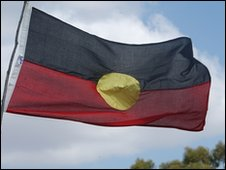 Aboriginal flag (file image)