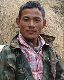 Mingma Dorje Ghale